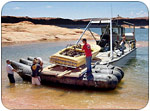 Lake Powell Environmental Cleanup