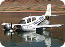 Divers Locate and Recover Cirrus Aircraft from Lake Powell, Utah