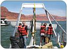 lake powell sunken plane recovery