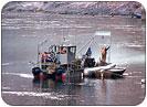 Hoover Dam Colorado River Crane Recovery