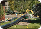 lake mary hdpe pipe installation