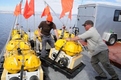 salton sea survey vessel