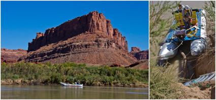 Colorado River Pipeline Removal Survey