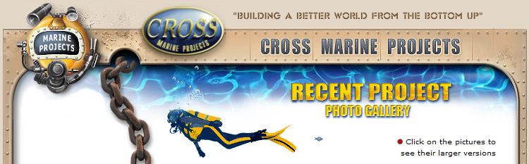 Cross Marine Projects - Commercial Diving