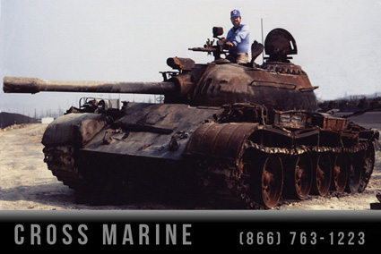 Cross Marine In Kuwait