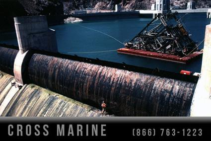 Dam Lock Gate Repair
